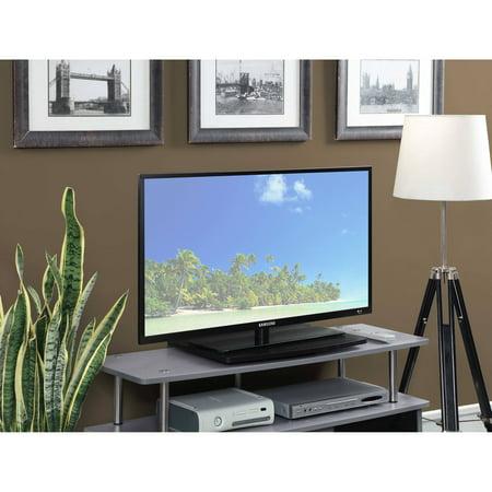 convenience concepts designs2go single tier swivel. Black Bedroom Furniture Sets. Home Design Ideas