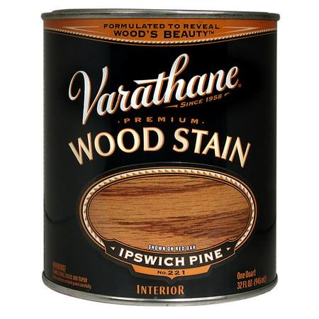Varathane 211714H 1 Quart Ipswich Pine Premium Wood Stain