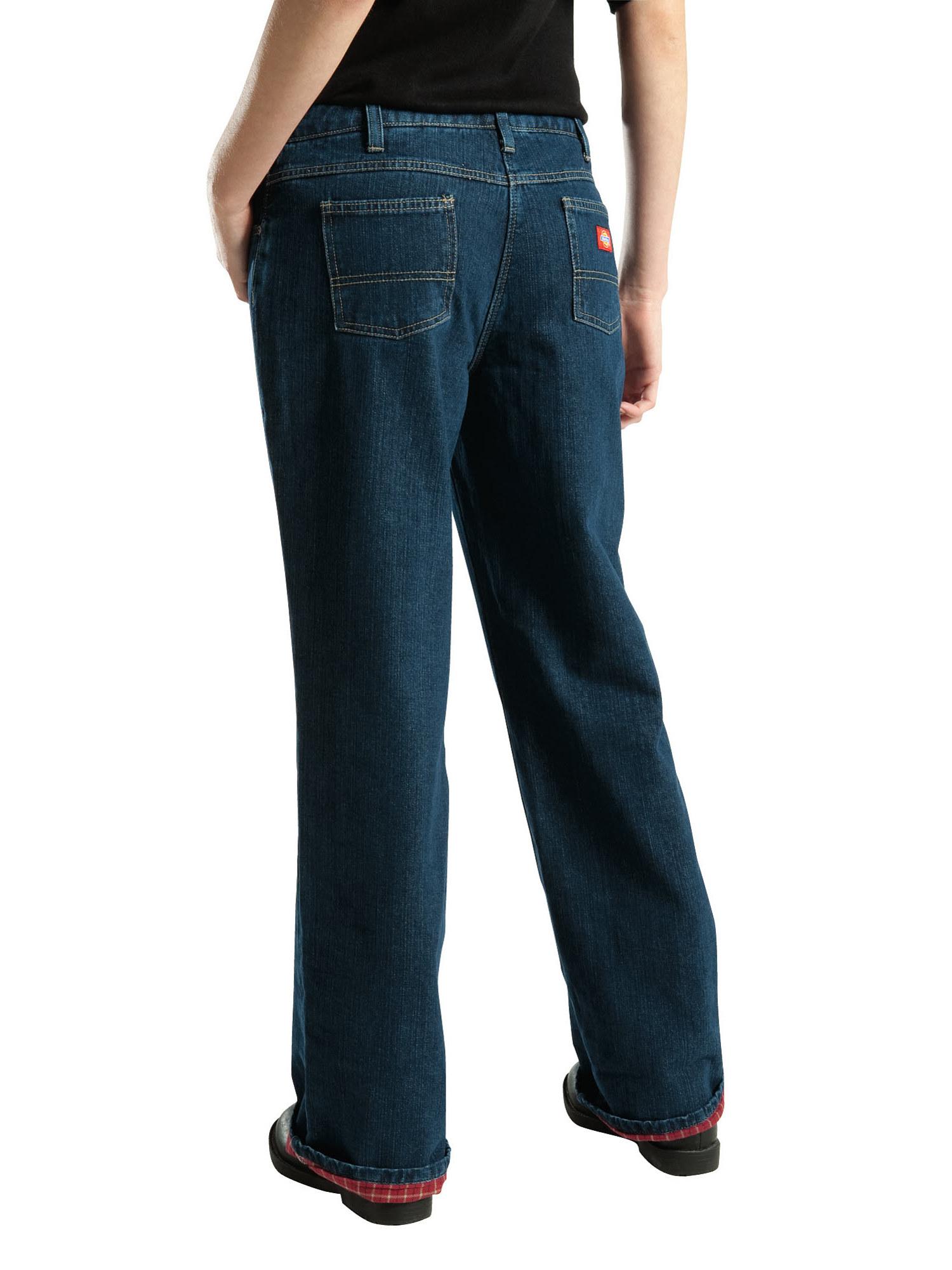 Women's Flannel Lined Jean
