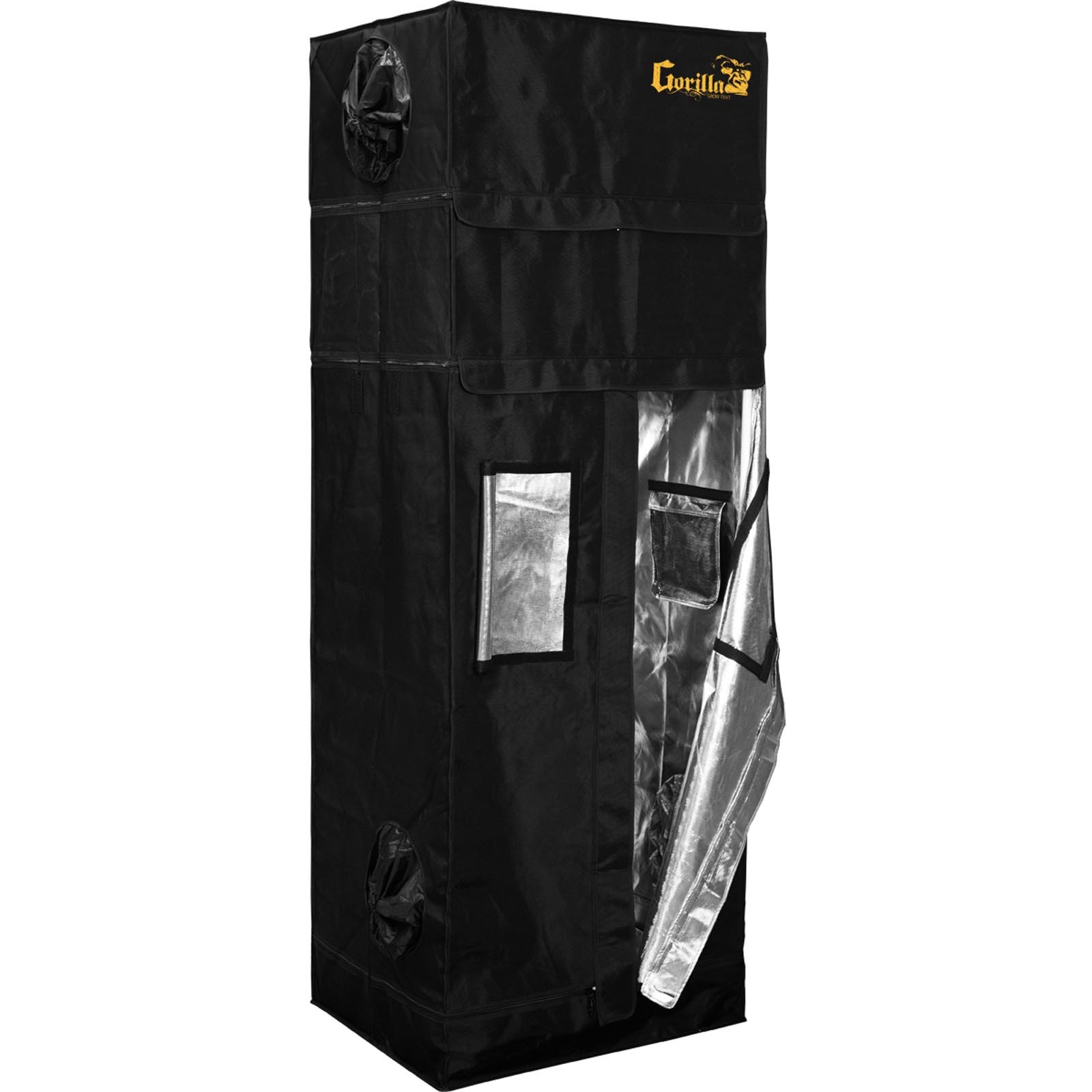 NEW Gorilla Grow Tent 2' x 2.5' Indoor Hydroponic Greenhouse Garden Room | GGT22