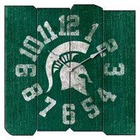 Imperial International NCAA Square Clock