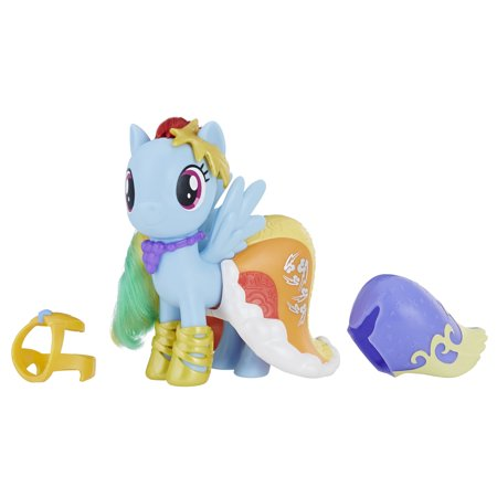 My Little Pony Snap-On Fashion Rainbow Dash (My Little Pony Rainbow)