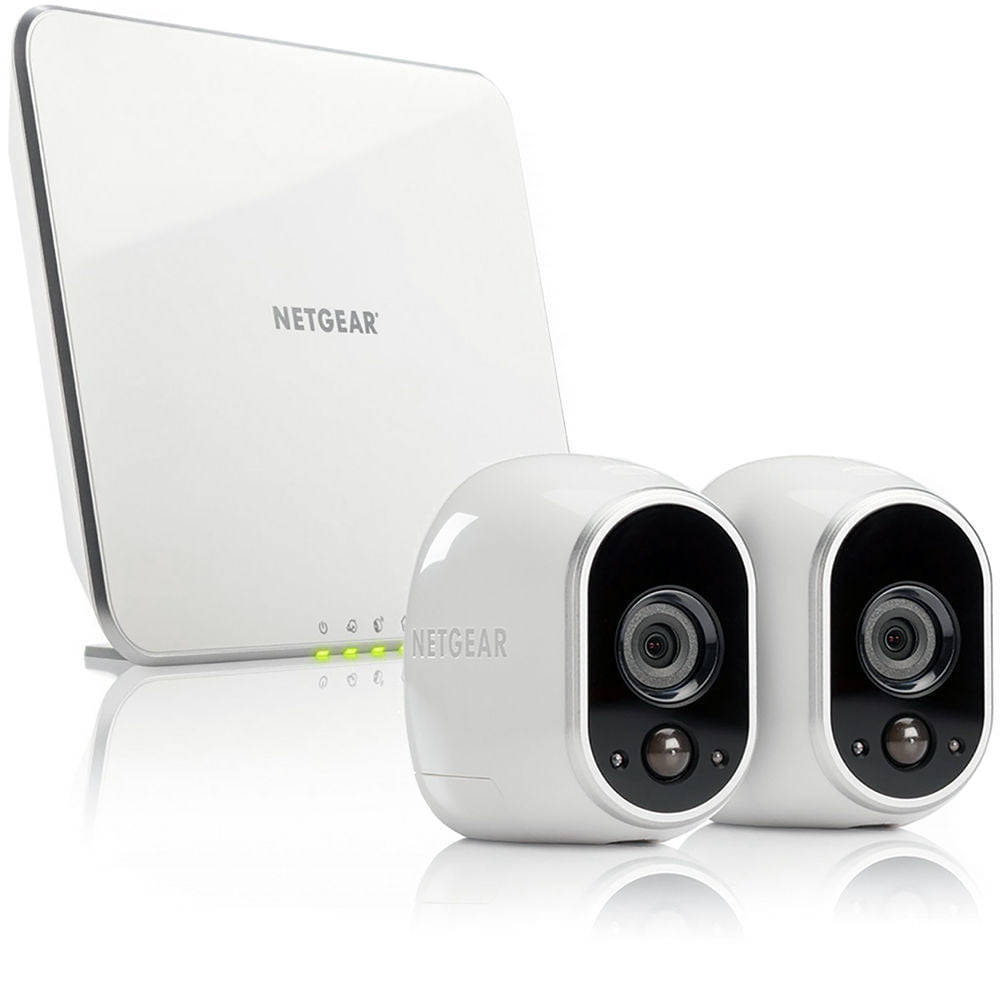 netgear arlo security  vms3230  system