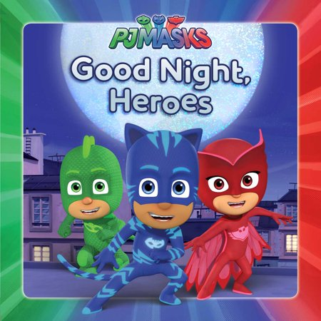 Good Night, Heroes](Goon Mask)