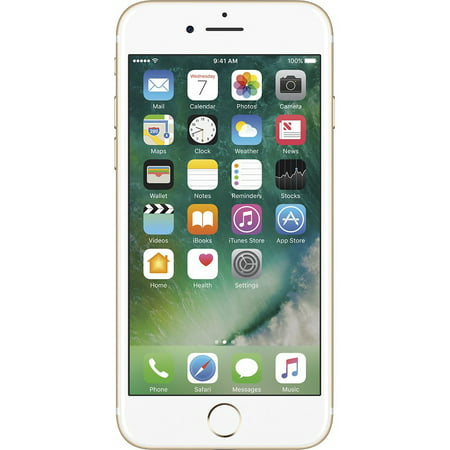 Apple iPhone 7 128GB Unlocked GSM 4G LTE Quad-Core Phone w  12MP Camera Gold by