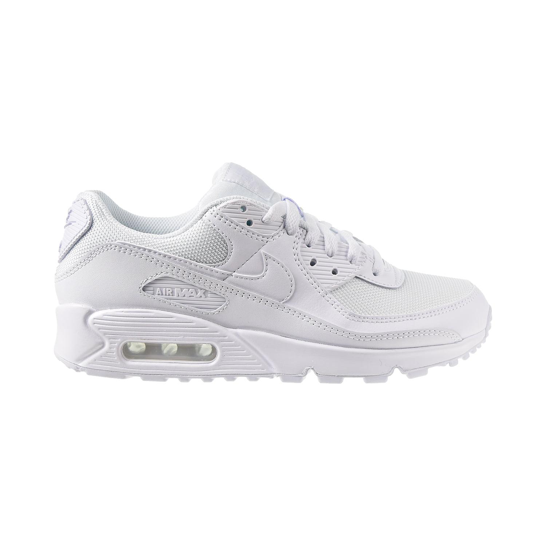 air max 90 men's white