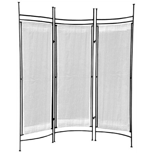Pangaea Home and Garden 68'' x 58'' Privacy Screen 3 Panel Room Divider
