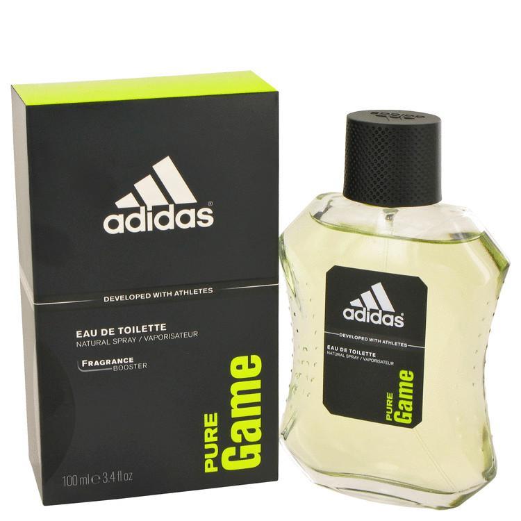 Adidas Pure Game by Adidas Eau De Toilette Spray 3.4 oz