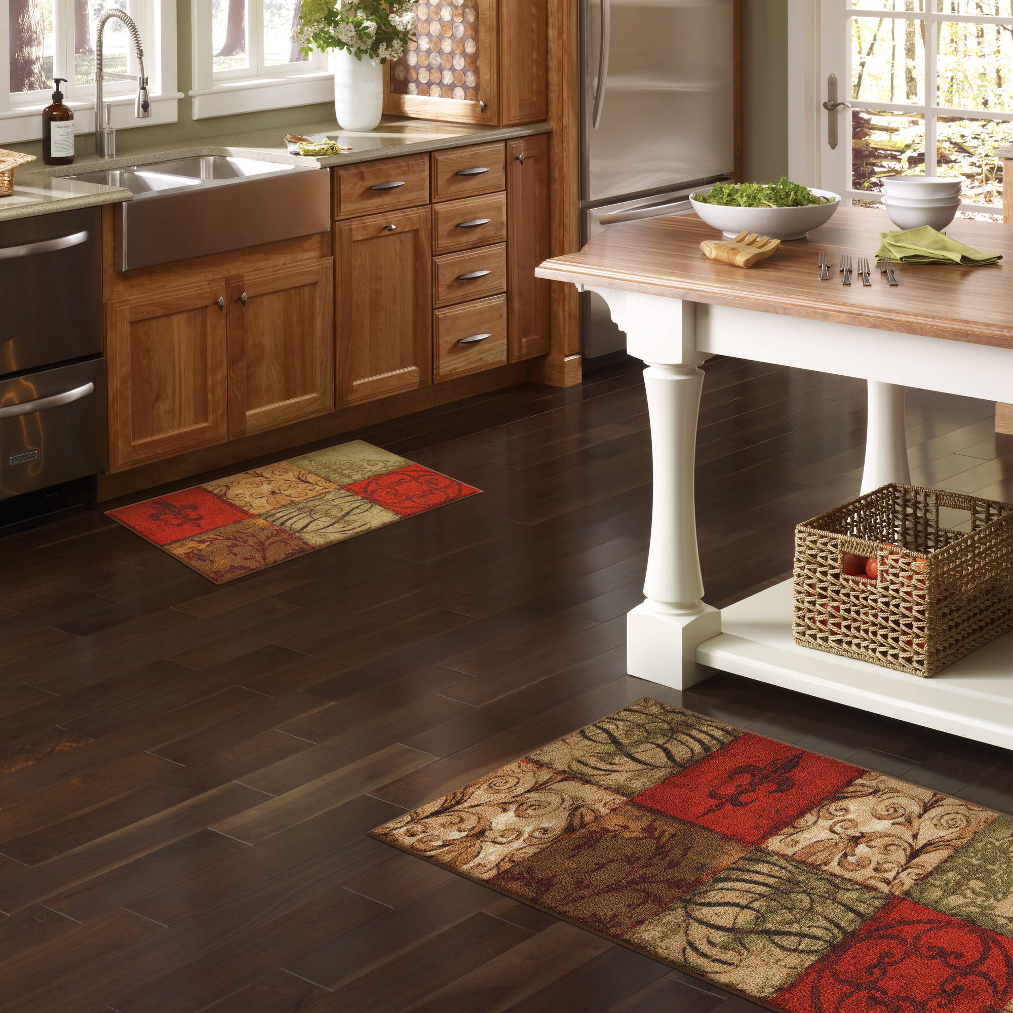 Mohawk Home Tuscany Kitchen Runner Walmart