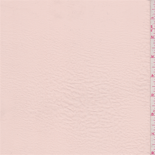 Peach Polyester Lawn, Fabric By the Yard