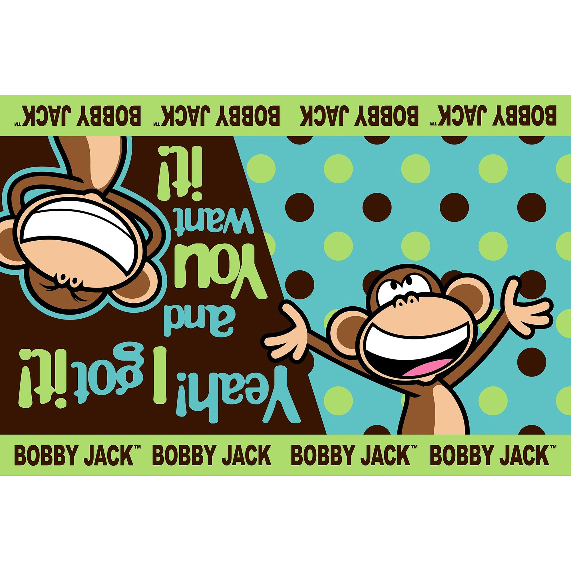 "Fun Rugs Bobby Jack Going Dotty 19"" x 29"" Rug"