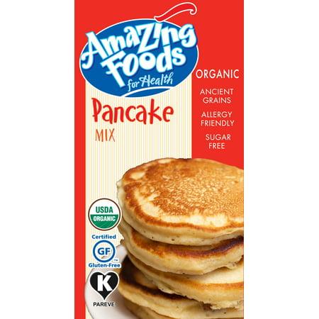 Image of Amazing Foods for Health Pancake & Waffle Mix, 10 oz