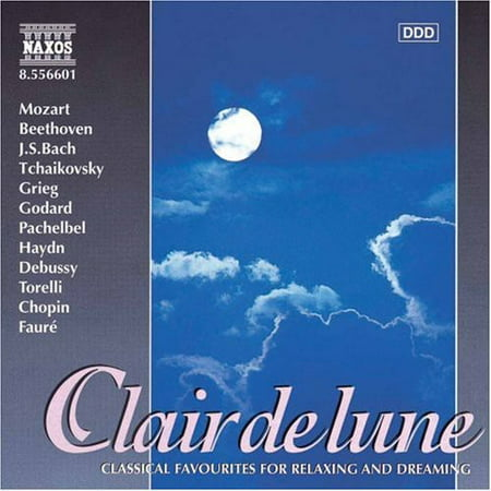 Night Music 1: Clair de Lune / Various (Au Clair De La Lune Sheet Music)