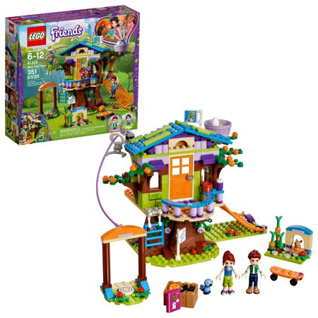 Lego Friends Mias Tree House 41335 Building Set 351 Pieces