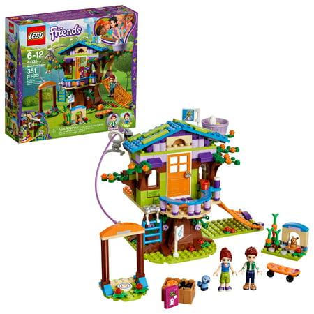 - LEGO Friends Mia's Tree House 41335 Building Set (351 Pieces)