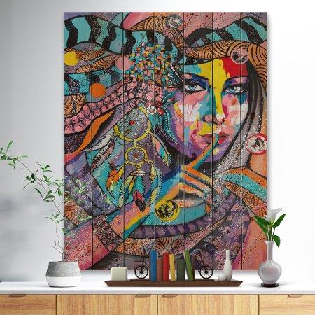 Design Art - Woman Portrait In Your Dreams - image 2 of 5