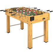 "Best Choice Products 48"" Foosball Table Competition Sized Soccer Arcade Game Room"