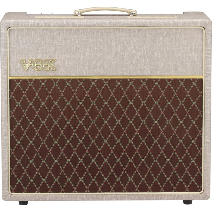 "Vox AC15 Hand-Wired 1x12"" Tube Guitar Combo Amp w/Celestion G12M Greenback Speaker"