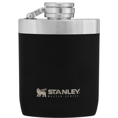 Stanley Master Unbreakable Hip Flask 8oz F.Black (Manhattan Flask)