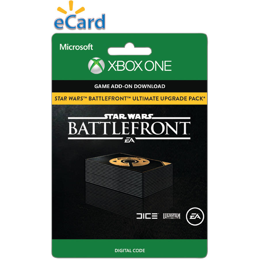 Xbox One Star Wars Battlefront: Ultimate Upgrade (Email Delivery)