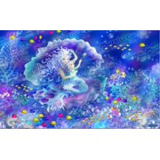 """Mermaid Wall Decal Poster 15""""x24"""""""