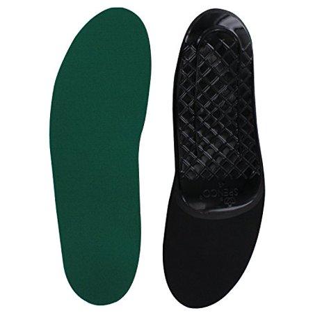 Spenco Rx Orthotic Arch Support Full Length Shoe Insoles, Men's...