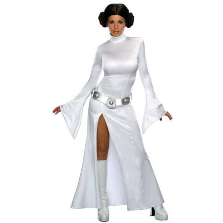 Star wars princes leia adult halloween costume L