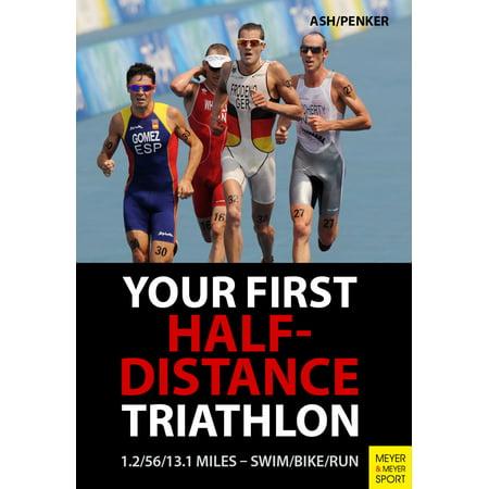 Triathlon Half Distance Training 3rd Ed - eBook