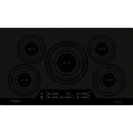 Frigidaire FGIC3666T 36 Inch Wide Built-In Induction Cooktop with Auto Sizing Pan
