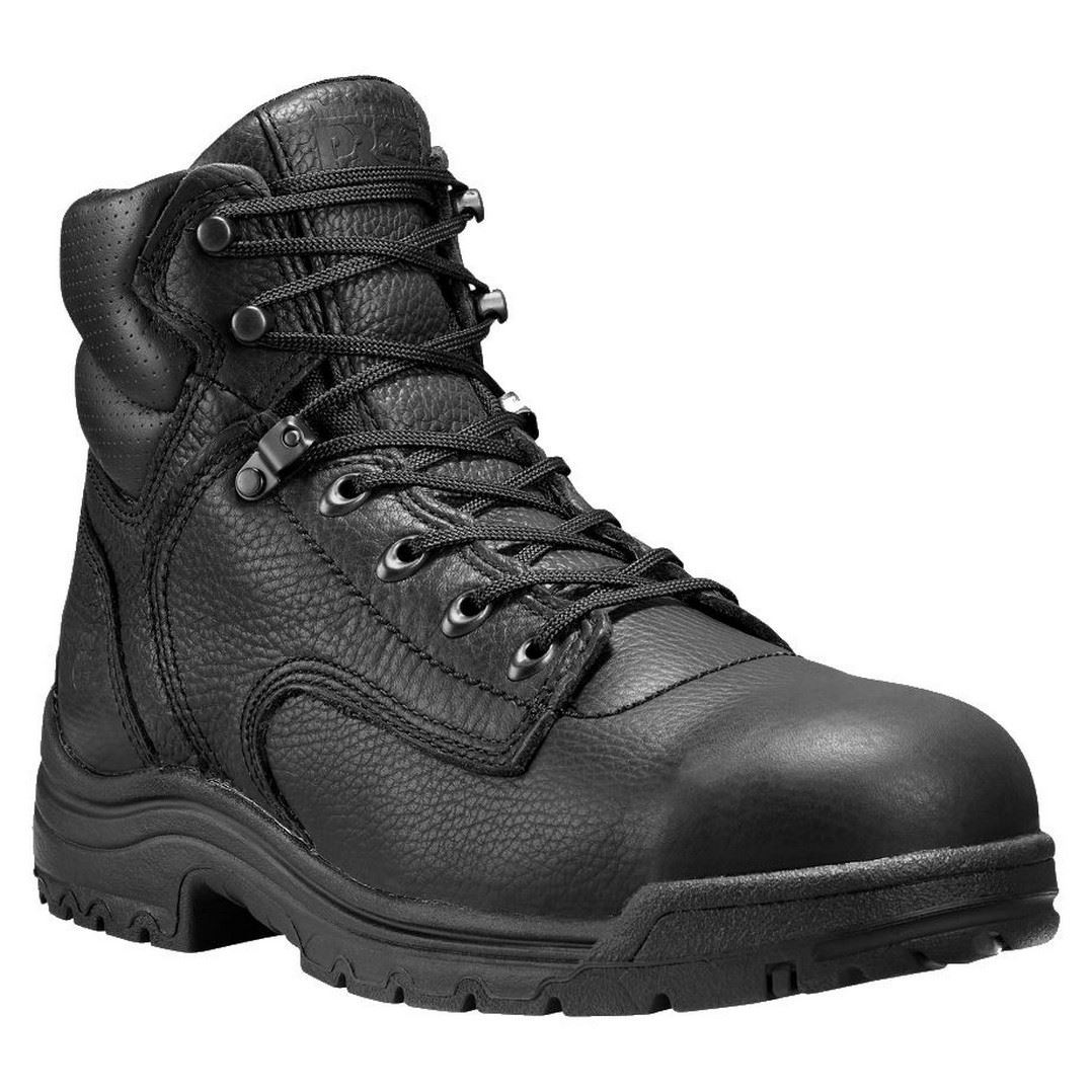 "Timberland PRO Titan 26064 Mens 6"" Alloy Safety Toe Work Boots by"