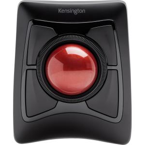 Kensington Expert Mouse TrackBall - Optical - Wireless - Bluetooth/Radio Frequency - Black - USB - Trackball MOUSE W/ TRACKBALL WORKS SOFTWARE