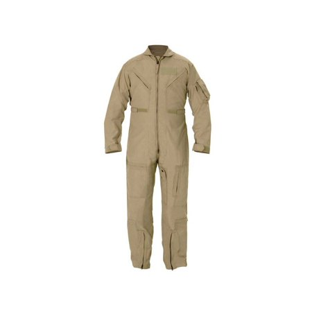 CWU 27/P Flame Resistant NOMEX Military Coveralls Flight - Flame Retardant Suit