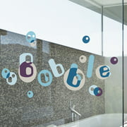 Retrospect Group Bubbles Window Sticker