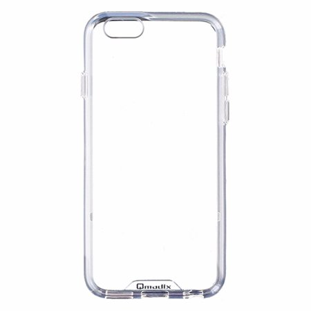 Qmadix iPhone 6 and 6s C Series Ultra-Thin Clear Premium Co-Molded Case