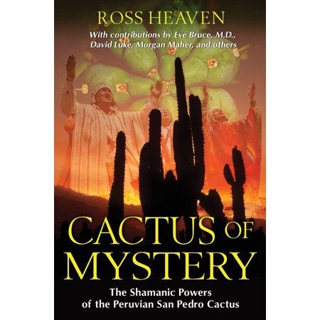 Cactus of Mystery : The Shamanic Powers of the Peruvian San Pedro (Best San Pedro Cactus)