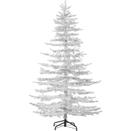 Fraser Hill Farm 7.5 Ft. Arctic Pine Artificial Christmas Tree ()