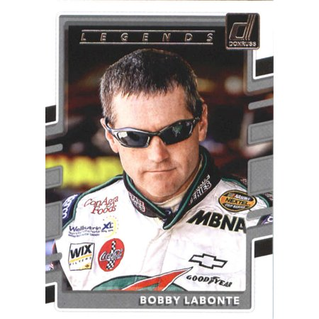 2018 Donruss #158 Bobby Labonte Racing Legends Card ()