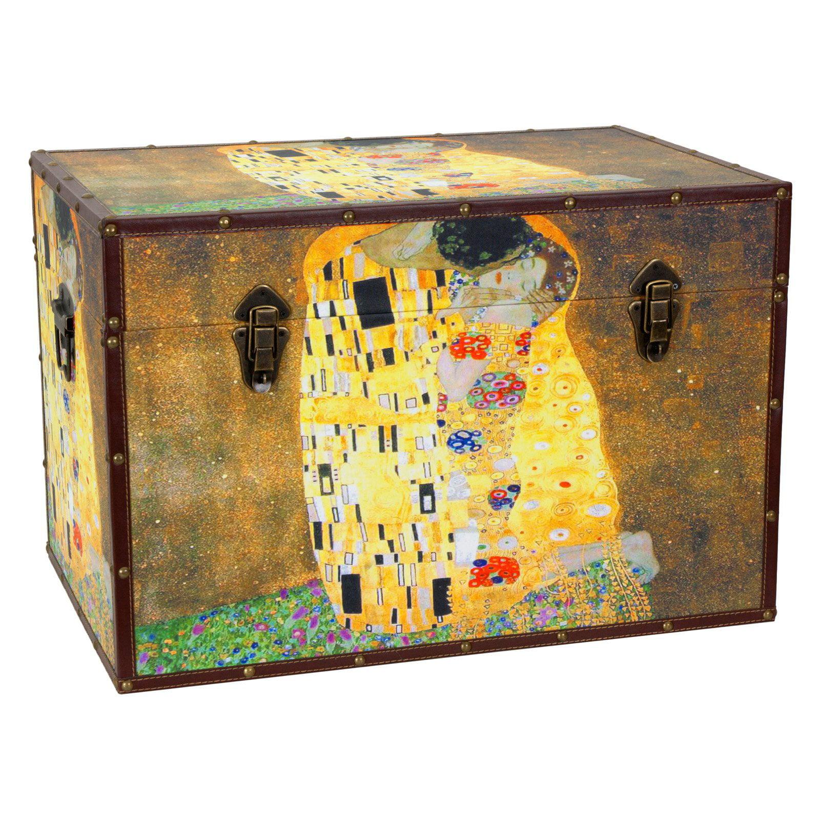 Oriental Furniture Works of Klimt Trunk