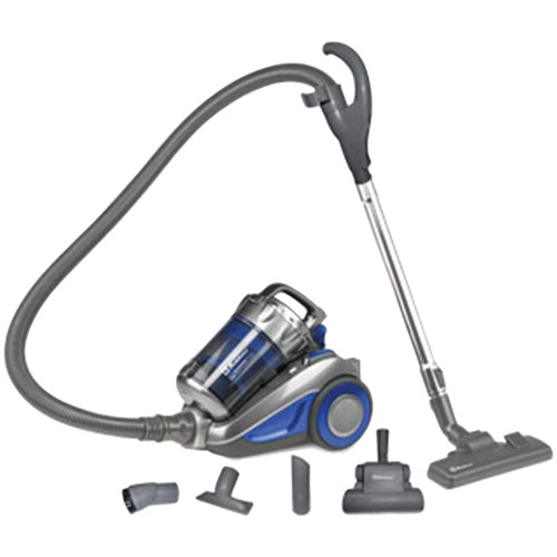 Best Canister Steam Cleaners - Koblenz Iris Canister Vacuum Cleaner Review