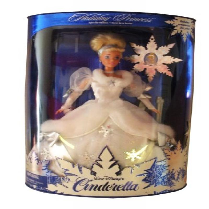 Mattel Disney Holiday Princess ~ Cinderella
