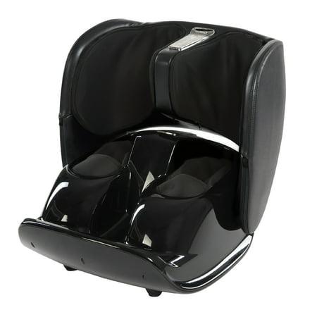 Foldable Shiatsu Foot Massage Roller with Heat Therapy Ninja Leg Massager 2 by Daiwa