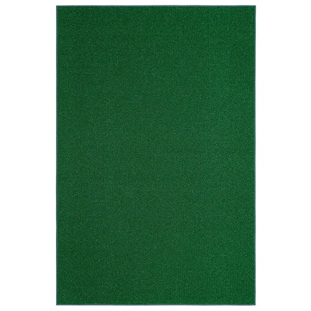 Outdoor Artificial Turf Green Area Rugs With Premium Non Skid backing Great for Decks, Patio's & Gazebo's, Docks & Boats and other outdoor recreational purposes 8