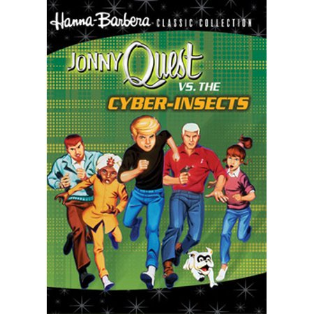 Jonny Quest Vs. The Cyber Insects (DVD) (Quest Halloween The West)