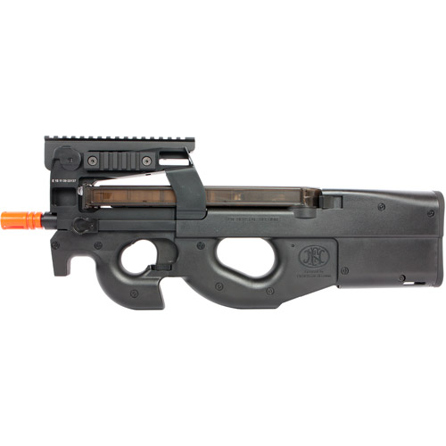 Fn P90 Tactical Aeg, With Battery & Char