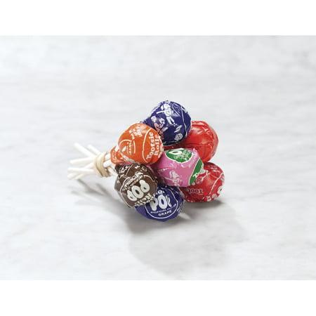 Chocolate Tootsie Pops (Tootsie Roll Pops)