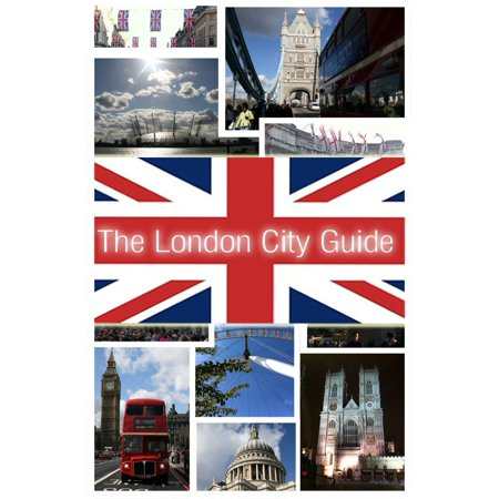 The London City Travel Guide - eBook