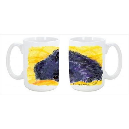 Pomeranian Dishwasher Safe Microwavable Ceramic Coffee Mug 15 oz. - image 1 de 1