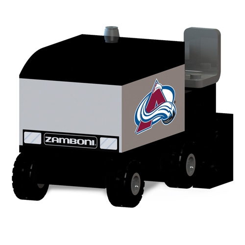 OYO Sports Colorado Avalanche Zamboni Machine Building Blocks Set - No Size