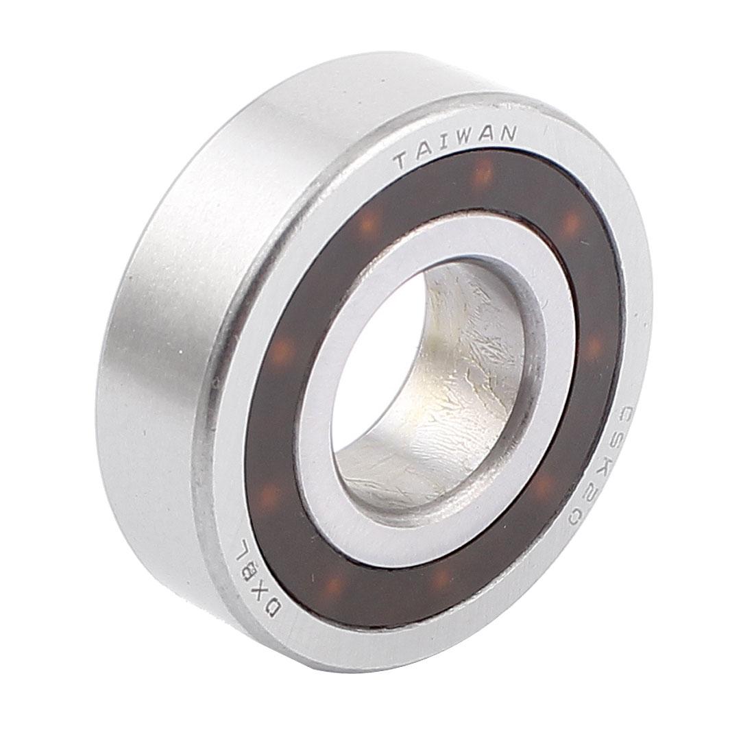 CSK20PP 20mm One Way Bearing Dual Keyways Sprag Clutch 20x47x14mm