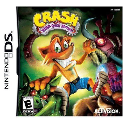 Crash: Mind Over Mutant (DS)